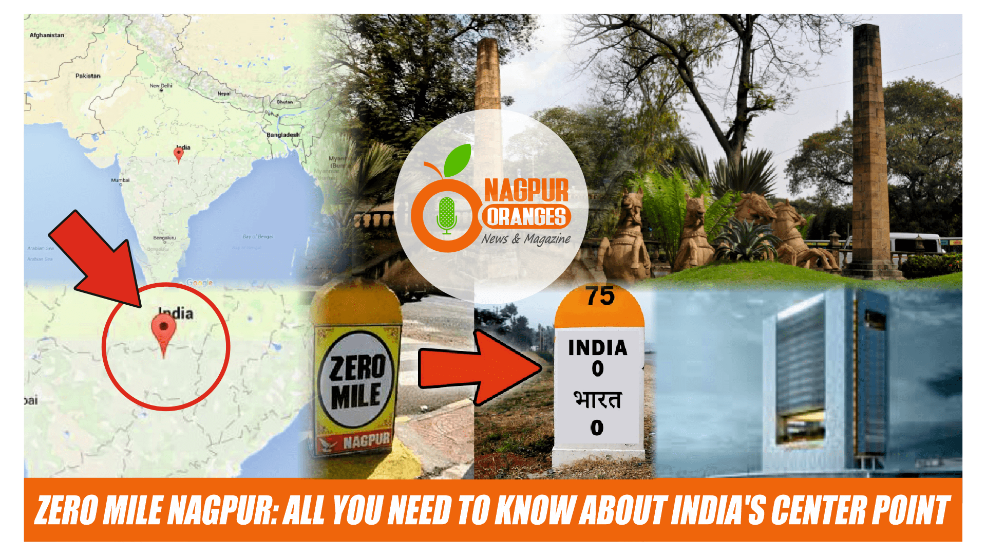 Zero Mile Nagpur