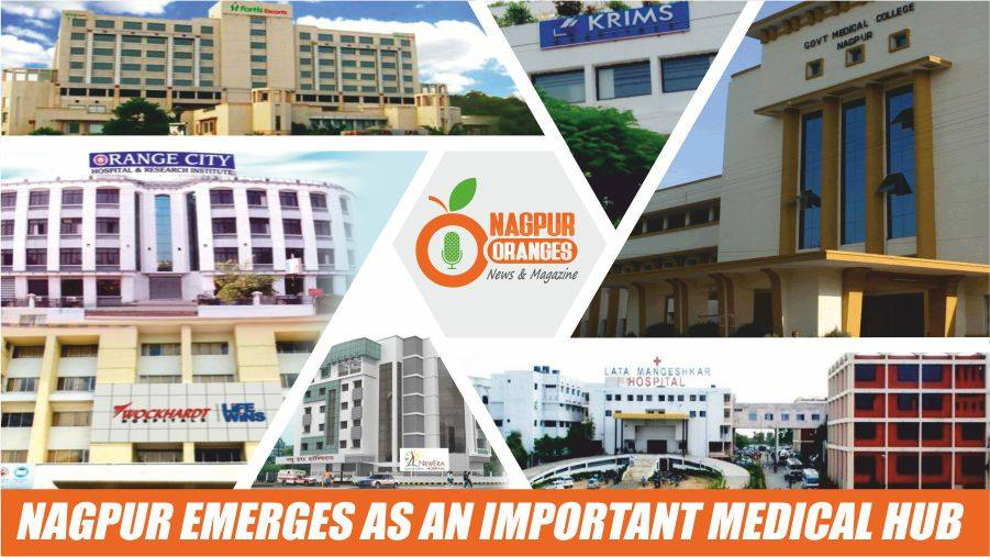 Photo of Nagpur Emerges as an Important Medical Hub