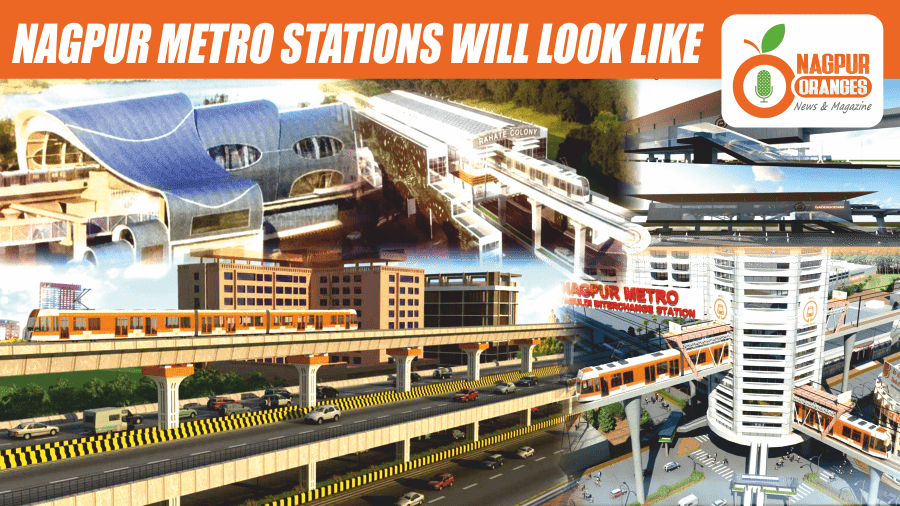 Photo of All You Want To Know About Nagpur Metro : Routes, Time Table, Stations And Fares