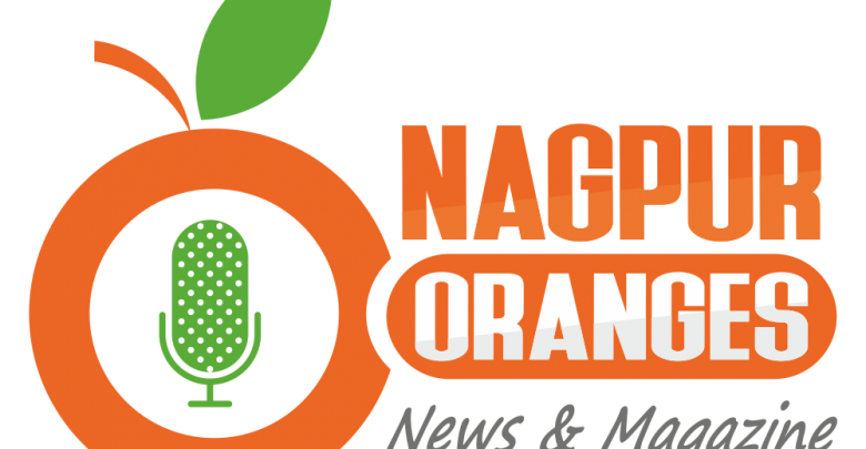 Nagpur Orange News Logo