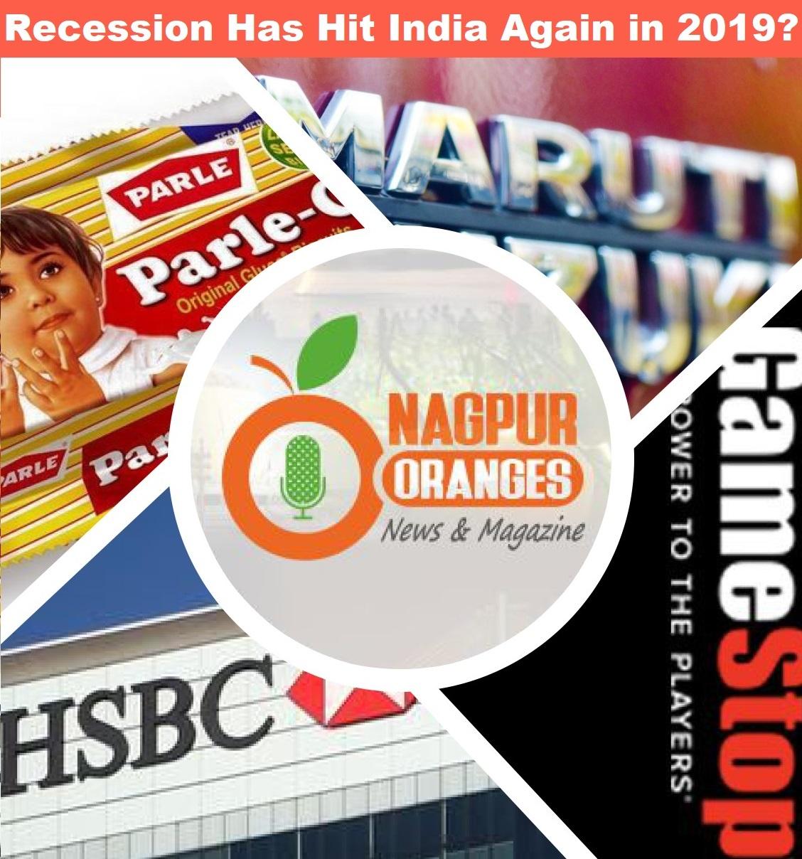 Recession Has Hit India Again