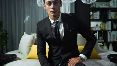 Photo of Walid Riachy a global Actor and Fashion Model of par excellence