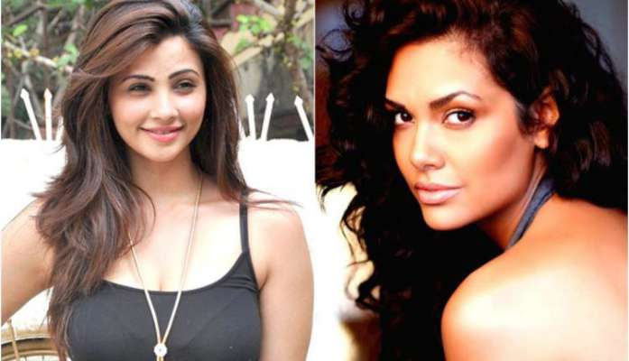 Esha Gupta And Daisy Shah