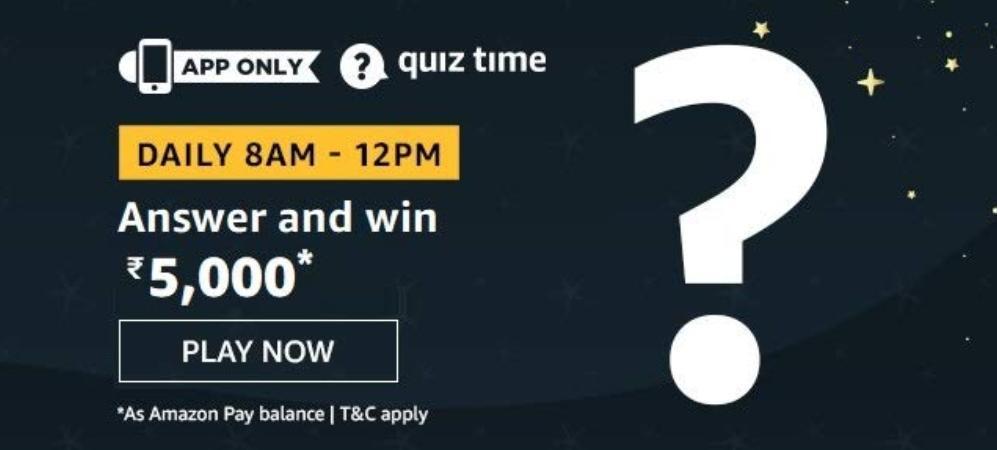 5000 Pay Balance Quiz Answer
