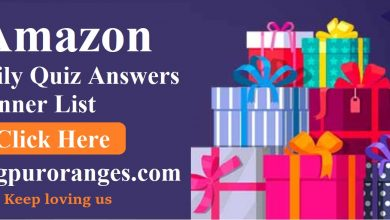 Photo of Click here to get the list of Amazon Quiz winners – November 2019