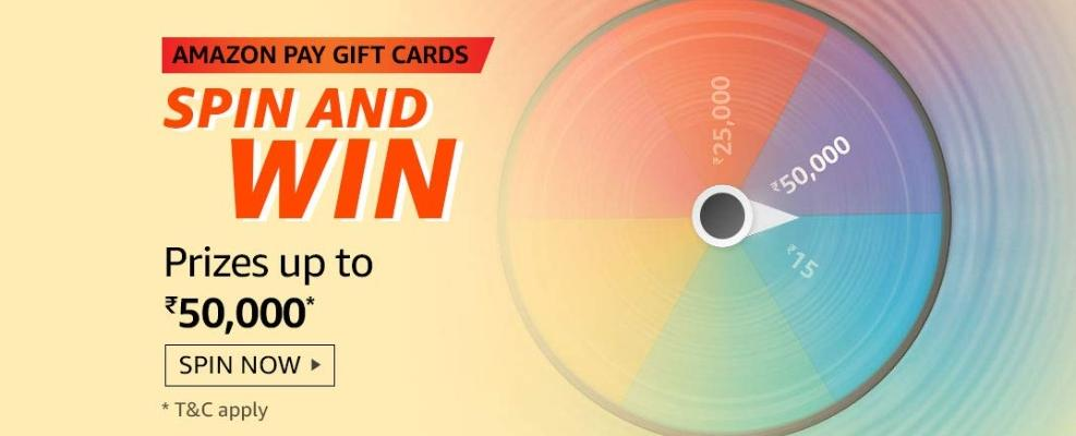 Amazon Spin And Win Quiz Answers