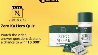Photo of Amazon Zero Ka Hero Quiz Answer And Win – Rs 10000 Pay Balance (25 Prizes)