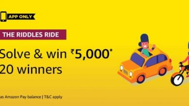 Photo of Answers Of Amazon Riddles Ride Quiz – Play And Win 5000Rs