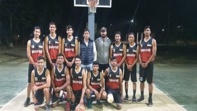 Photo of Nagpur Dist Gets Its Senior basketball teams for men and women