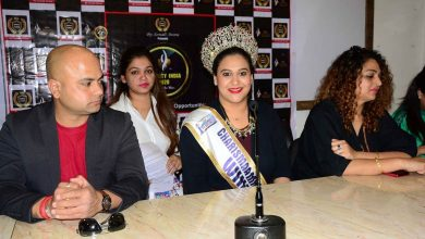 Photo of Nagpur Beauty Makes her presence in Celerity Miss. Mr. & Mrs. India 2020