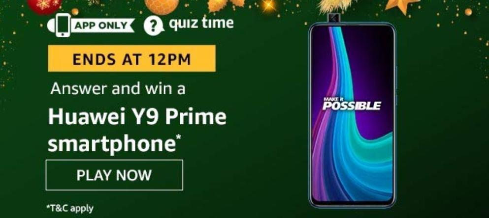 Huawei Y9 Prime Phone