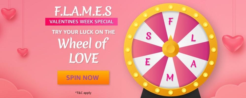 Amazon Wheel Of Love Quiz Answers