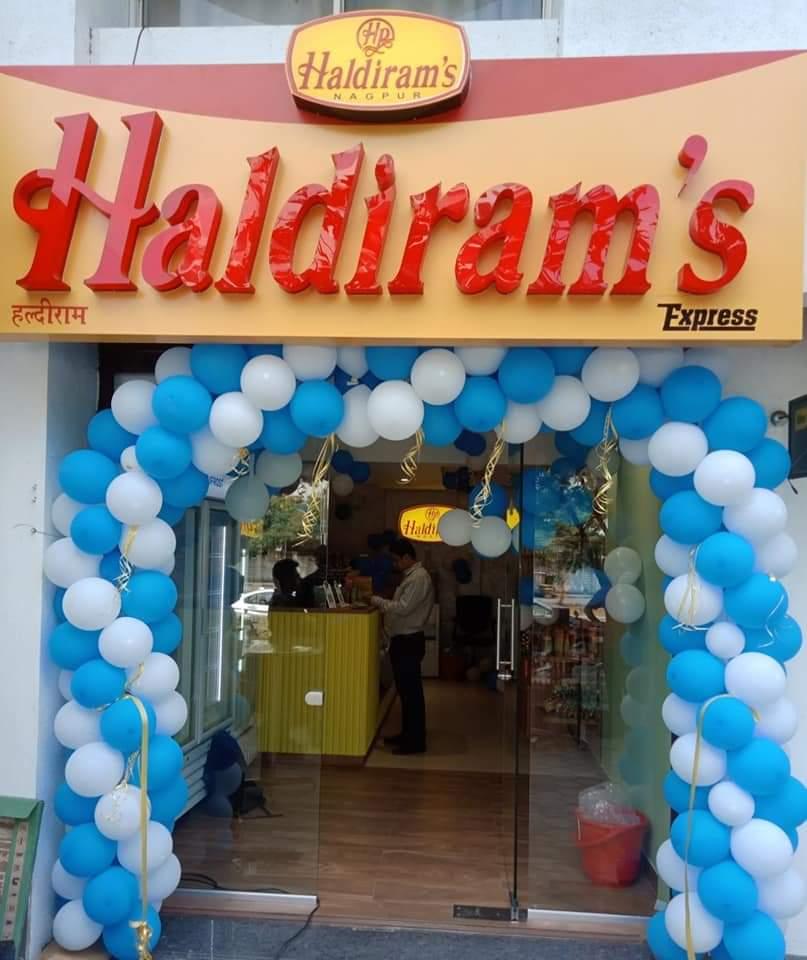 Haldiram Store Pune