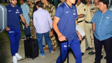 Photo of India & BD Cricket Team Reaches Nagpur for 3rd T-20