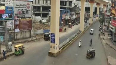 Photo of City Takes up Janta Curfew and remain shutdown the whole day