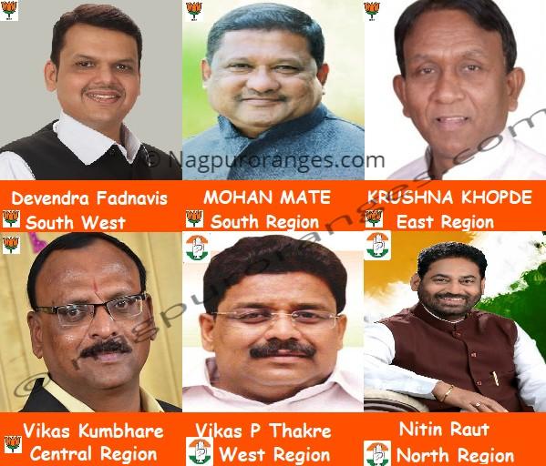 Nagpur Election Result 2019
