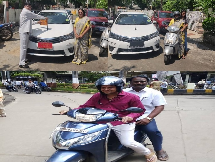 Nagpur Mayor surrenders official car