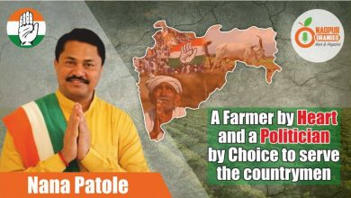 Photo of Nana Patole : A Farmer by Heart and a Politician by Choice to serve the countrymen