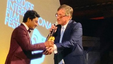 Photo of Nawazuddin Siddiqui Honored at Golden Dragon Awards