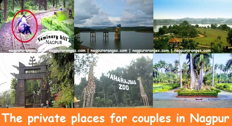 Places for couples in Nagpur