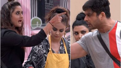 Photo of Bigg Boss 13: Ugly Spat Goes Between the exes-Rashami and Sidharth, Taunting Each Other