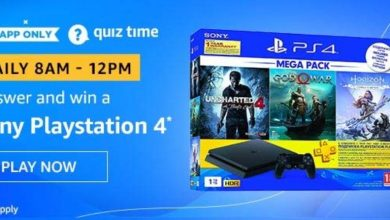 Photo of Amazon Quiz 6th December 2019 – Answers And Win Sony PlayStation 4