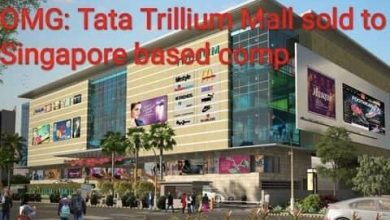 Photo of OMG: Tata Sells off Trilium Mall to a Singapore based company