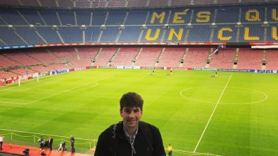 Photo of Miquel Blázquez Font A competent Sports Journalist focusing in Football