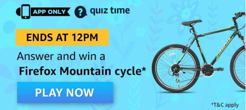 Firefox Mountain Cycle