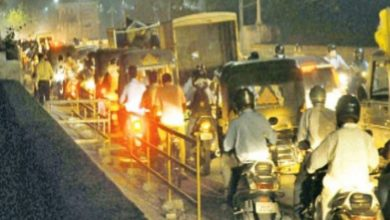 Photo of Traffic Congestion Continues in Ajni