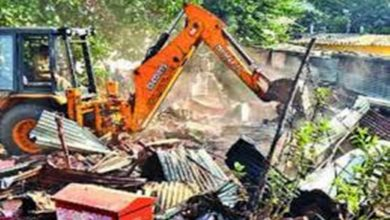 Photo of Anti-encroachment drive in city continues seizing 7 truck loads of materials