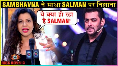 Photo of Sambhavna Seth Comments Over Biased Host of BB13