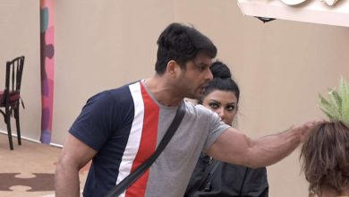 Photo of Siddharth Shukla afraid inside Bigg Boss house!!