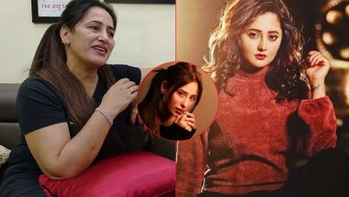 Photo of Sania Sharma's apology to Rashami Desai