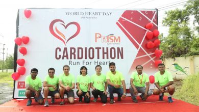 Photo of Prism Eye & City Heart Clinic Come Together for Cardiothon 2019