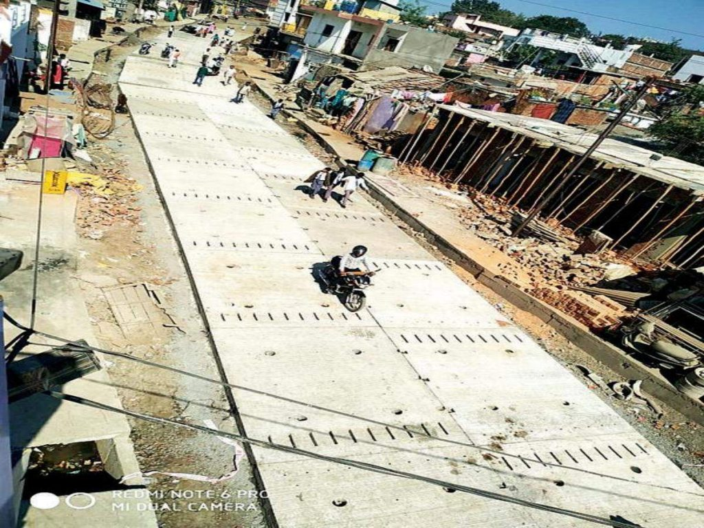Cement Roads In Nagpur