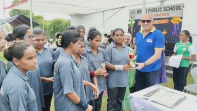 Photo of Cricket Match for visually impaired girls in City