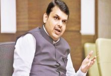Photo of Fadnavis claims to take oath his weekend despite spat with SS