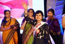 Photo of Poonam Harkut Bags the Mrs.Maheshwari-2019 personality contest