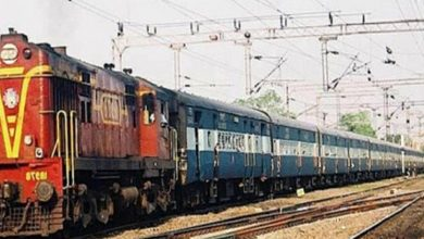 Photo of 12771 NGP -SBD Exp to be Extended to Raipur