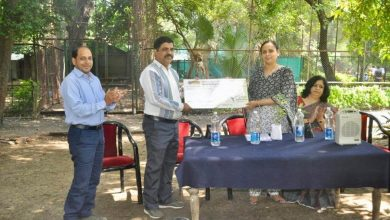 Photo of City School Narayana Vidyalaya Adopts Maharagbagh's Nilgai