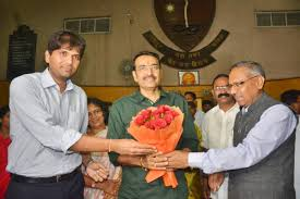 Photo of City Gets Sandip Joshi as its New Mayor