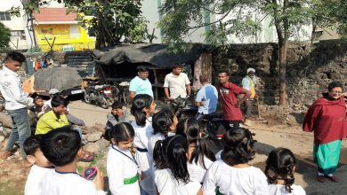 Photo of Cleanliness is Next to Godliness Exhorts Chanda Devi Saraf School Students to residents