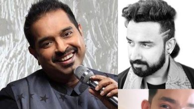 Photo of Musician Kushal Bharatia & Kartik Raman joins Shankar Mahadevan for a save water campaign