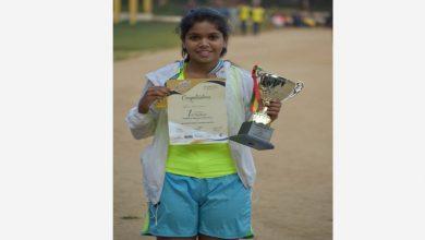 Photo of City Girl Tanvi Tarare bags Triathlon event at Delhi