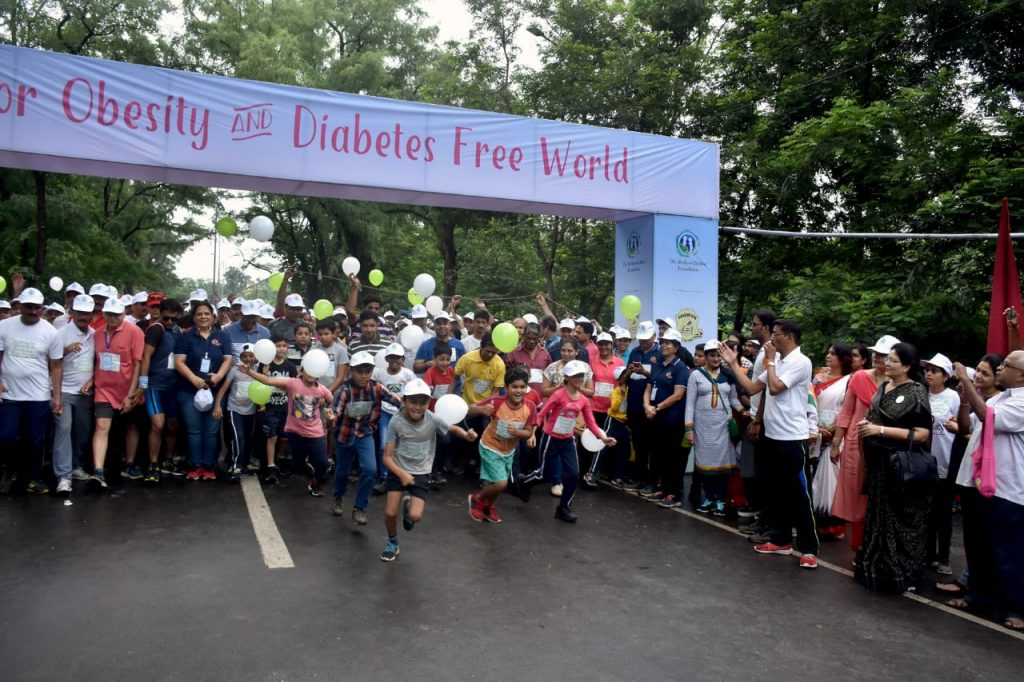 Photo of 5-km Walkathon on 15th Sep by Shrikant Jichkar Foundation & IMA Nagpur
