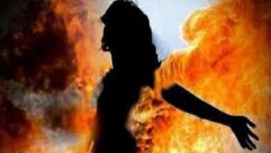 Photo of Another woman burnt alive for rejecting proposal