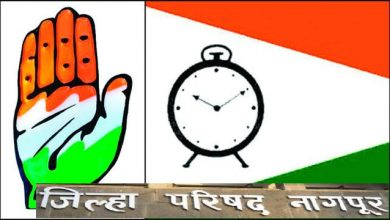 Photo of A Clear Sweep for Cong-NCP in ZP Elections  in Nagpur